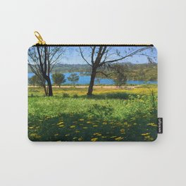 Springtime Comes to Lake Murray, La Mesa, CA Carry-All Pouch