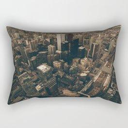 Toronto Ontario Canada Rectangular Pillow