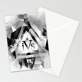 iPhone 4S Print - White Stationery Cards