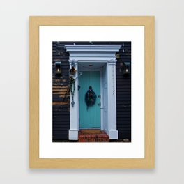 Fashionable Framed Art Print