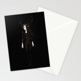 Abigail Night Stationery Cards