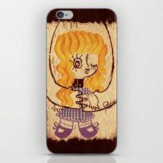 Niwawa - The Ophan Doll iPhone & iPod Skin
