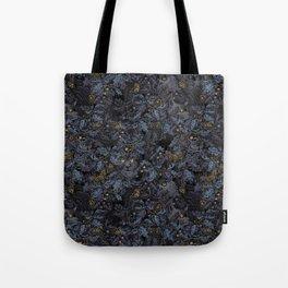 Fit In (moonlit blue) Tote Bag