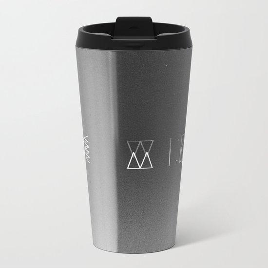 Be Mine Metal Travel Mug