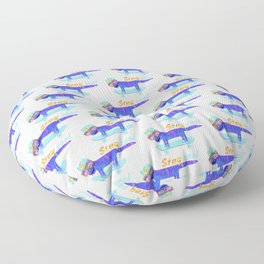 Cat Stay Cool Floor Pillow