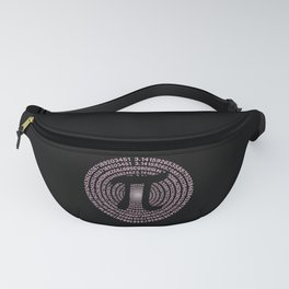 The Number Pi Fanny Pack