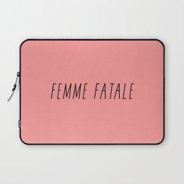 Femme Fatale Laptop Sleeve