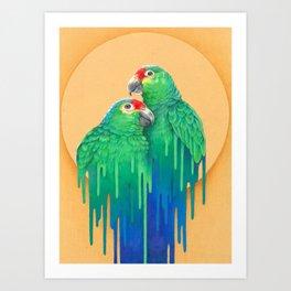 July Art Print