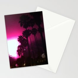 Fireworks in Laguna Beach Stationery Cards