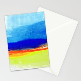 Illusions Of Bliss 1A by Kathy Morton Stanion Stationery Cards