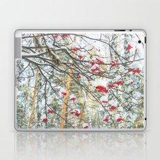 Winter Rowan and birchs Laptop & iPad Skin