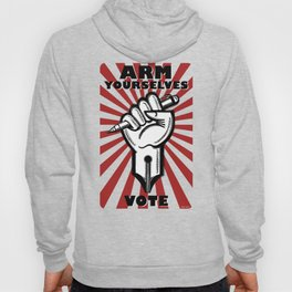 Arm Yourself - VOTE Hoody