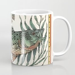 Striper in the Weeds Coffee Mug