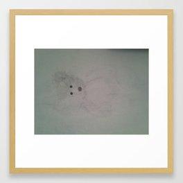 Bear, by JG Framed Art Print