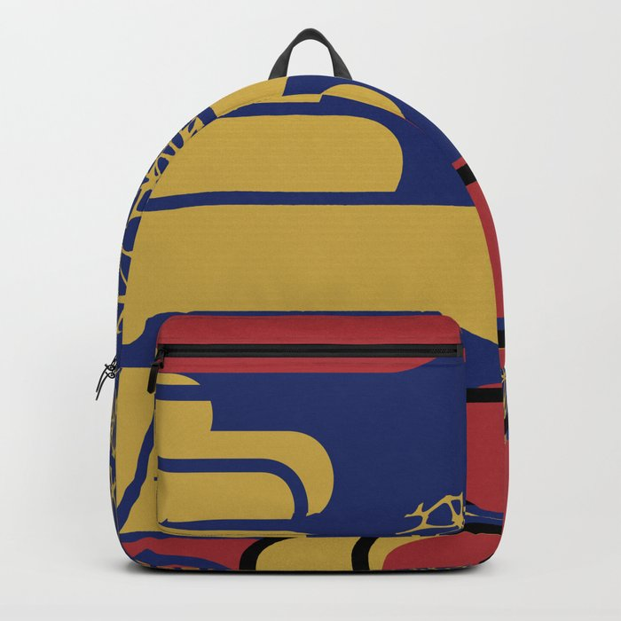 Circus Paradise Backpack