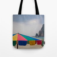 thailand Tote Bags featuring Thailand by Tosha Lobsinger is my Photographer