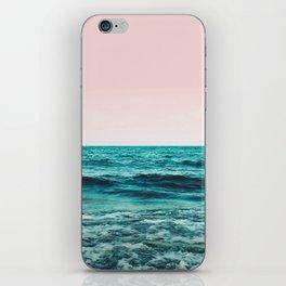 Ocean Love #society6 #oceanprints #buyart iPhone Skin