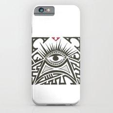 All seeing eye iPhone 6s Slim Case