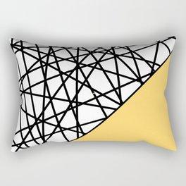 Lazer Dance YY Rectangular Pillow