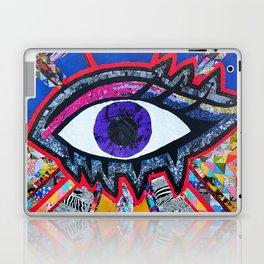 Eye collage Laptop & iPad Skin