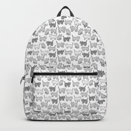Pattern cats Backpack