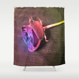 Rose #6 Shower Curtain