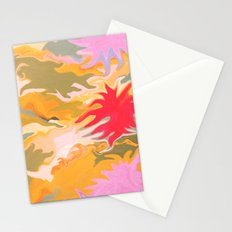 Desert Camo Stationery Cards