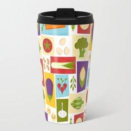Farm to Table_pattern Travel Mug
