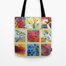 Secret garden composition Tote Bag