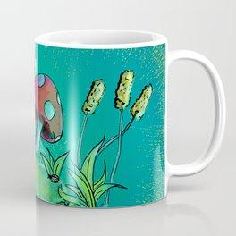Toadstools & Mushrooms Coffee Mug