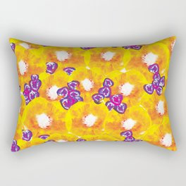 Peaches & Berries Rectangular Pillow