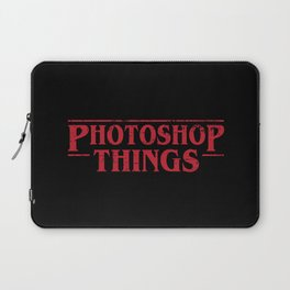 Photoshop Things Laptop Sleeve