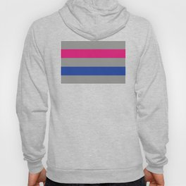 Androgynous Flag Hoody