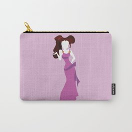 Megara from Hercules Disney Princess Carry-All Pouch