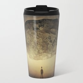pressure of the unknown Travel Mug