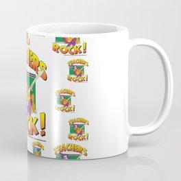 Teachers Pattern 7000 Coffee Mug