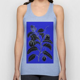 Western Nightshade (also know as Bush Tomato ) - Solanum chippendolei or Solanum coactilferum Unisex Tank Top