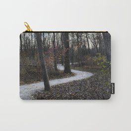 Stone Winding Path Carry-All Pouch