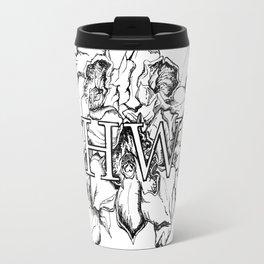 """HW"" Drawing Travel Mug"
