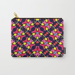 Mushroom Pattern No.01 Carry-All Pouch