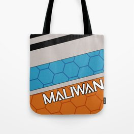 Borderlands Maliwan Brand Tote Bag