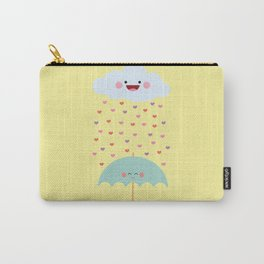 Love Rain Carry-All Pouch