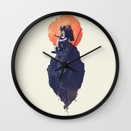 Little stars Wall Clock