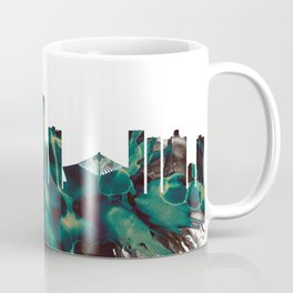 Durban Skyline Coffee Mug