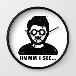 I SEE... Wall Clock