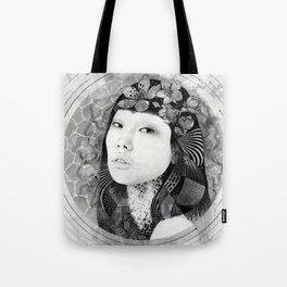 In-Spiral Tote Bag
