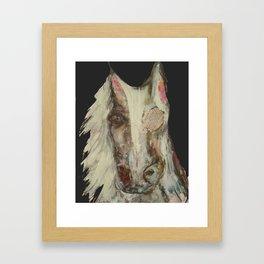 Valiant Framed Art Print