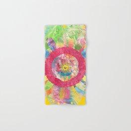 FlowerWaltz03 Hand & Bath Towel