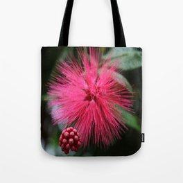 pink love Tote Bag