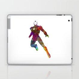 Iron man 02 in watercolor Laptop & iPad Skin